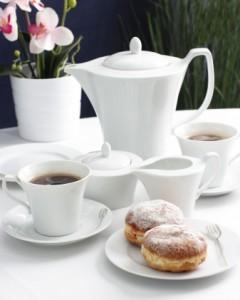 porcelana chodzież serwis kawowy